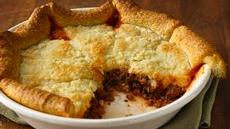 Zesty Italian Crescent Casserole Recipe