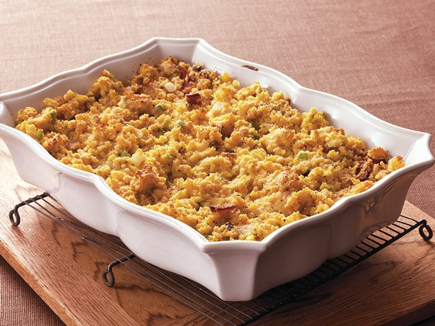 Crescent-Cornbread Dressing