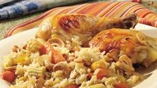 Teriyaki Chicken and Rice Recipe