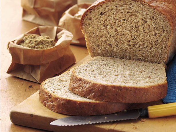 Wheat 'n Flax Bread