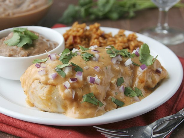 Cheesy Enchilada Chicken