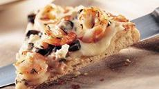 Shrimp and Feta Pizza Recipe