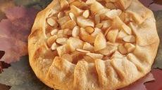 Fresh Pear Crostata Recipe