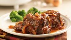 Slow Cooker Sweet and Tangy Short Ribs Recipe