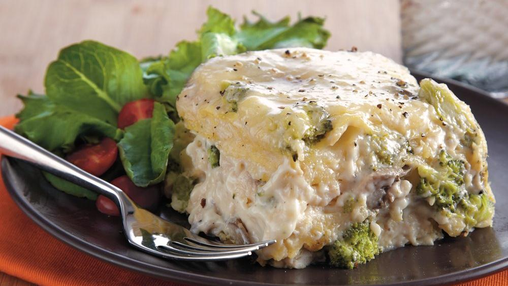 Slow-Cooker Chicken Broc