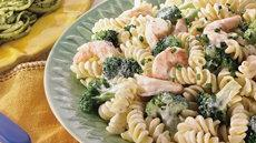 Creamy Shrimp and Broccoli Rotini Recipe