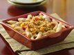 Bell Pepper Mac and Cheese with Fondue Cheese Sauce