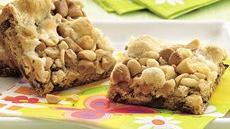 Peanut-Marshmallow-Chocolate Chip Bars Recipe