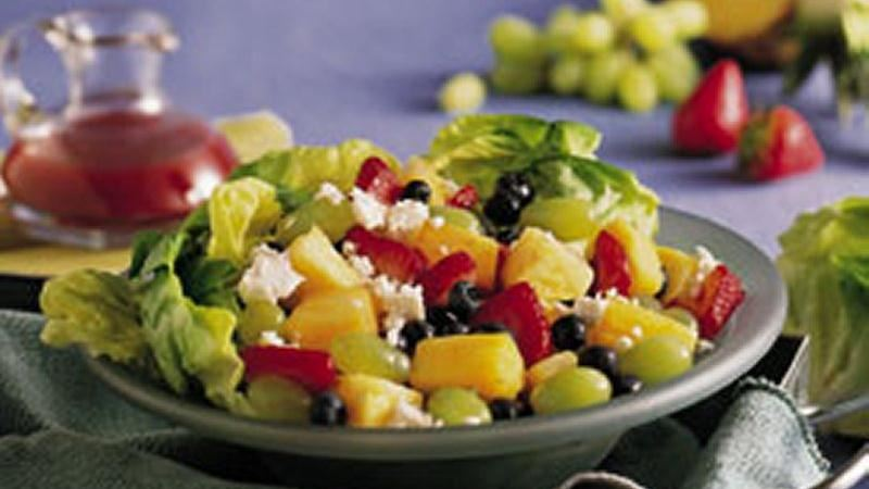 Easy Fresh-Fruit Salad