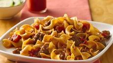 Chorizo and Pasta Recipe