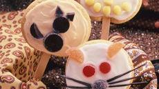 Party Cookie Pops Recipe