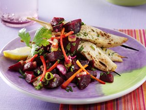 Roasted Beet Salsa