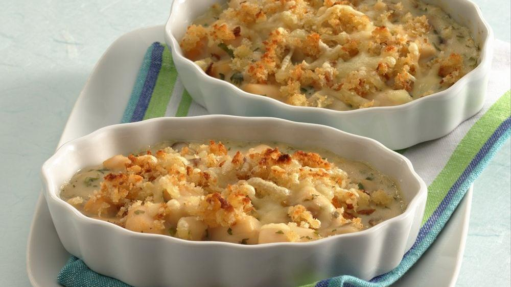 Coquilles Saint Jacques recipe from Pillsbury.com