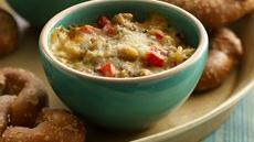 Philly Cheesesteak Dip  Recipe