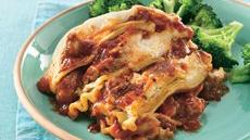 Italian Sausage Lasagna Recipe