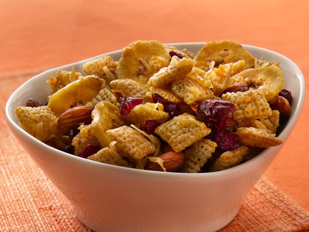Ginger Honey Crunch Chex Mix
