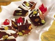 Deluxe Holiday Fudge