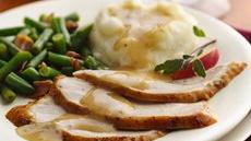 Apple-Sage Brined Turkey Breast Recipe