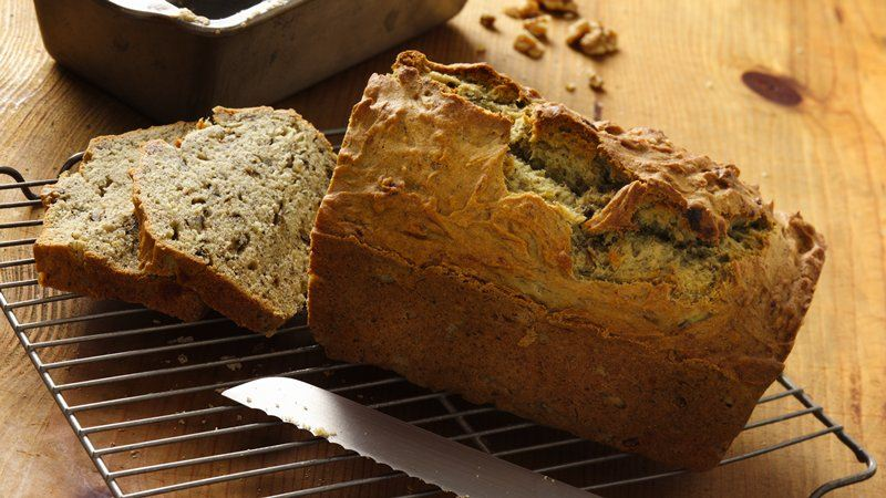 Gluten-Free Easy Banana Bread