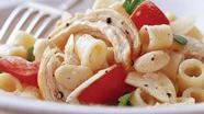 Healthified Chicken Pasta Toss