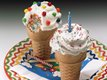 Ice Cream Cone Cakes 