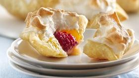 Mile-High Lemon Meringue Mini Pies Recipe