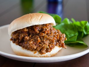 Veggie&#32;Filled&#32;Sloppy&#32;Joes