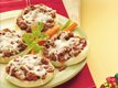 Easy Pizza Burgers