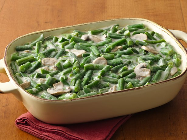 Gluten Free Green Bean Casserole
