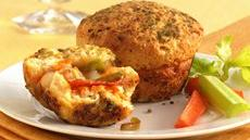 Pepperoni Pizza Stuffed Biscuits Recipe