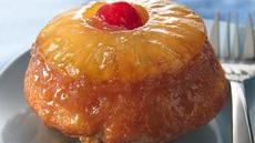 Little Pineapple Upside-Down Cakes Recipe