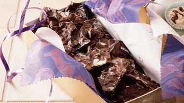 Chocolate Marble Bark