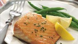 Brown Sugar Grilled Salmon