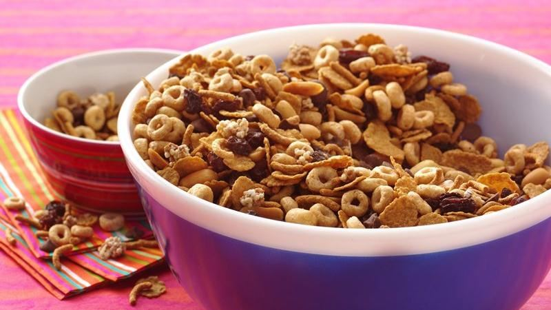 Whole-Grain Snack Mix