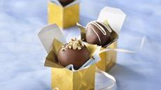 Luscious Chocolate Truffles Recipe