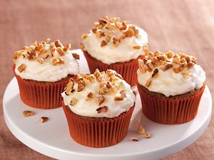 Pumpkin&#32;Carrot&#32;Cupcakes