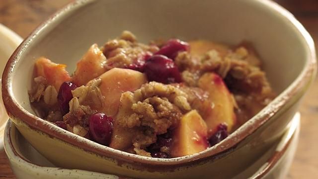 Image of Apple Cranberry Crumble, Pillsbury