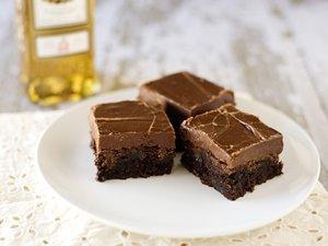 Irish Whiskey Brownies
