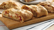 Spicy Chicken Pizza Roll Up Recipe