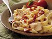 Chicken Fettuccine Casserole