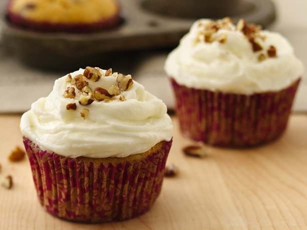 Butternut Squash Cupcakes