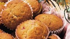 Banana-Strawberry Muffins Recipe