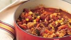 Vegetable and Bean Chili Recipe