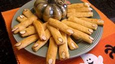 Pillsbury Spooky Finger Breadsticks Recipe