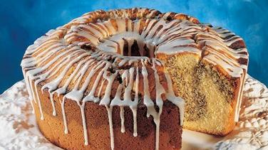 Buttercream Pound Cake