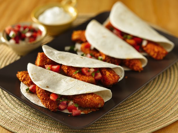Crunchy Fish Tacos