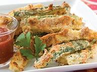 Baked Zucchini Sticks