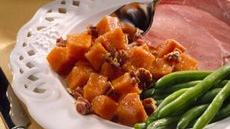 Sweet Potatoes with Applesauce Recipe