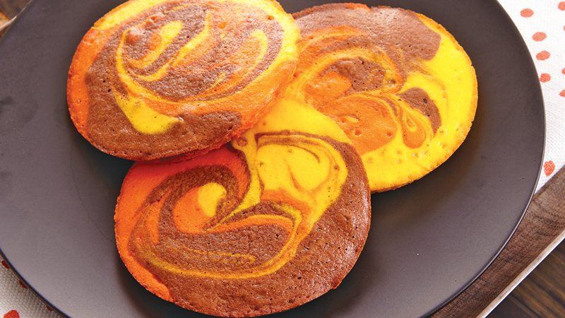 Indian Summer Cakes