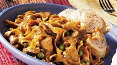 Beef Goulash Paprikash Recipe